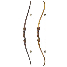 Stinger Custom Takedown Recurve and Longbow