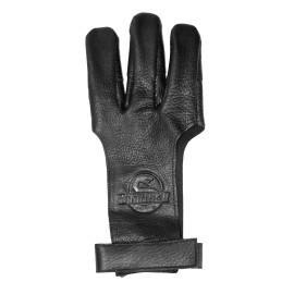 Deerskin Traditional Shooting Glove Front Side