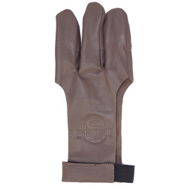 Goatskin Traditional Shooting Glove Front